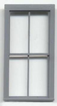 RGS STYLE 36″X82″ DEPOT WINDOW- 4 PANE