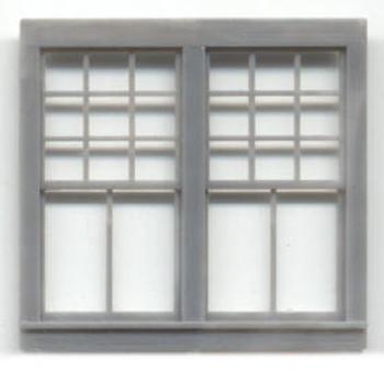 RGS STYLE 68″X76″ DOUBLE WINDOW- 11 PANE