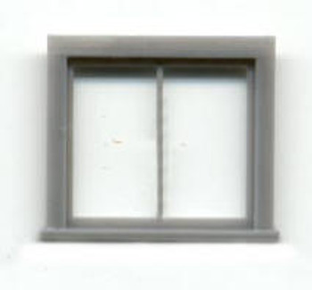 28″X28″ SINGLE SASH WINDOW-4 PANE
