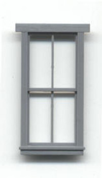 39″X59″ STATION WINDOW 4 PANE