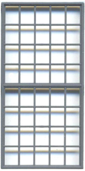 8′ X 16′ WINDOW 40 PANE (Masonry)