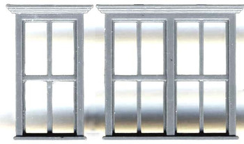 VICTORIAN WINDOWS–DOUBLE, SINGLE