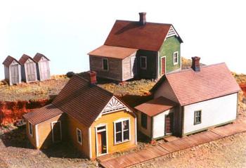 Reese Street Row Houses