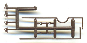 COUPLER LIFT BARS AND BRACKETS