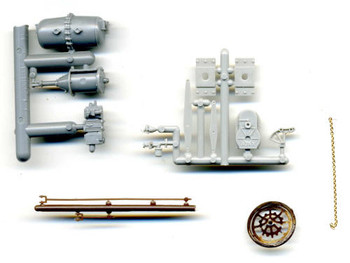 WESTINGHOUSE AB BRAKE SET with Ajax Hardware