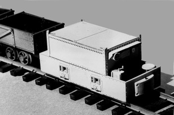 STORAGE BATTERY MINE LOCO KIT-UNPOWERED (1)