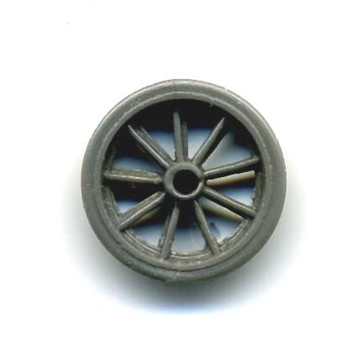 CAST IRON RAILCAR WHEELS-18″-9 SPOKE