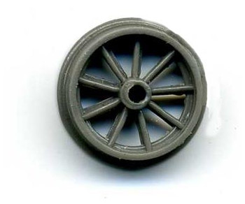 CAST IRON RAILCAR WHEELS-20″-10 SPOKE