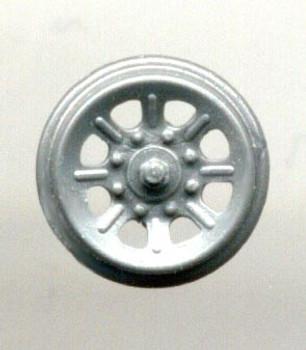 FAIRMONT 16″ PRESSED STEEL RAILCAR WHEELS