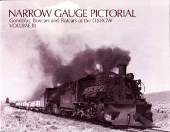 NARROW GAUGE PICTORIAL: VOLUME III