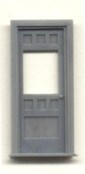 30″ DOOR W/ WINDOW AND FRAME
