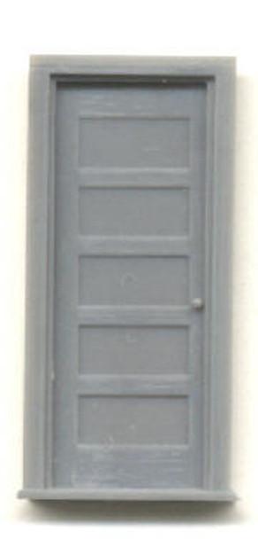 30″ 5 PANEL DOOR W/ FRAME