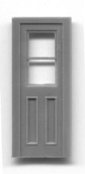 NARROW GAUGE COACH END DOORS