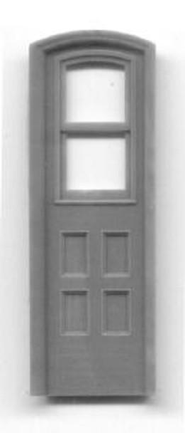 SR&RL COMBINE OR BAGGAGE CAR END DOOR