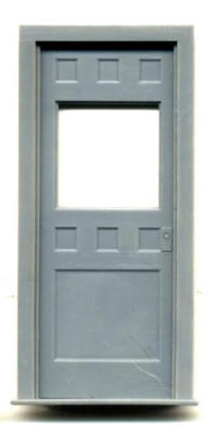 1-5/8″ x 3-9/16″ DOOR-SQUARE WINDOW