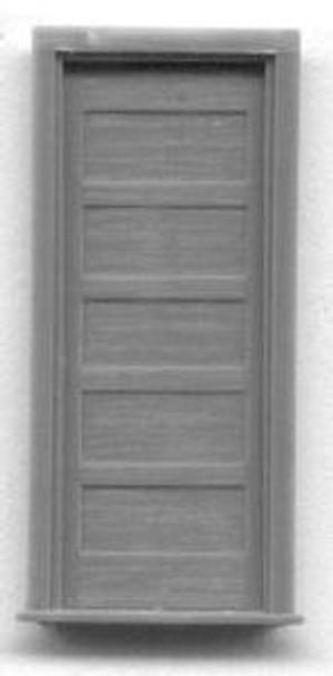 30″ 5 PANEL DOOR/FRAME