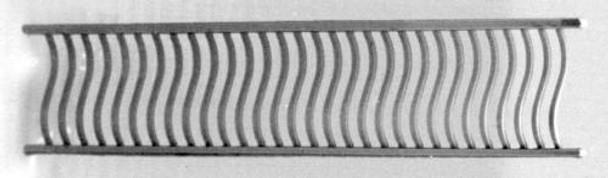 S-CURVED IRON RAILING