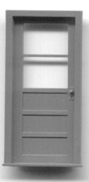 36″ DOOR W/2 PANE WINDOW