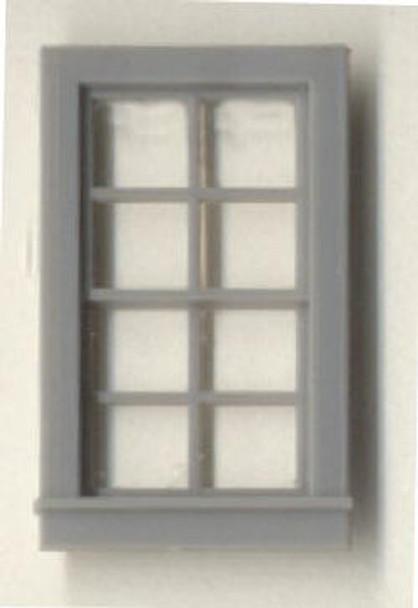 27″x 48″ WINDOW DOUBLE HUNG–4/4 LIGHT