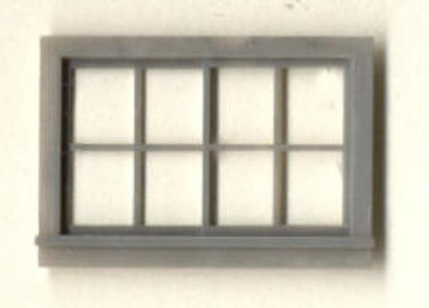 52″x 33″ HORIZONTAL WINDOW SLIDING–4/4