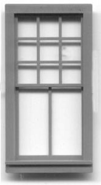 36″x 76″ WINDOW DOUBLE HUNG–9/2 LIGHT RGS Style Depot
