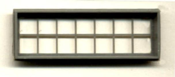 100″x 36″ RECESSED WINDOW/ SKYLIGHT
