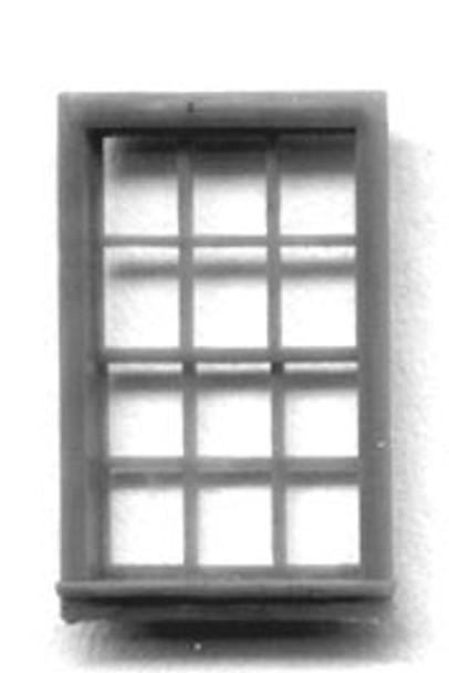 36″ x 64″ WINDOW DOUBLE HUNG -12 PANE