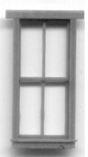 30″ x 69″ STATION WINDOWS DOUBLE HUNG, 2/2 LIGHT