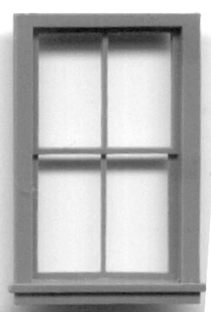36″x 64″ WINDOW DOUBLE HUNG -4 PANE