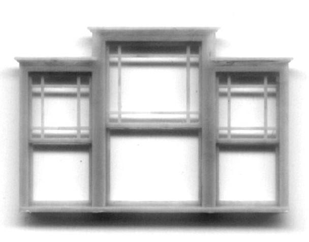 GABLE AND DORMER WINDOW
