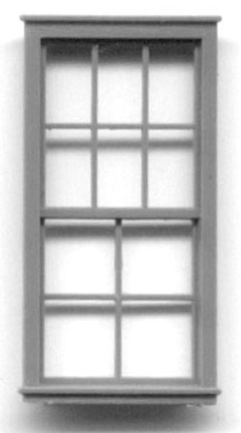 32″ x 70″ WINDOW DOUBLE HUNG- 6/4 PANE