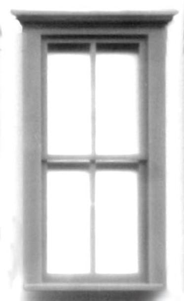 32″ x 70″ WINDOW DOUBLE HUNG, 2/2 LGHT