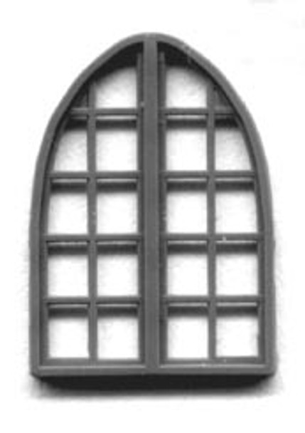 48″ x 65″ ARCHED WINDOW (for masonry buildings)