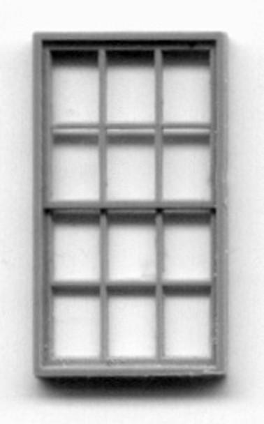 38″ x 68″ WINDOW  DOUBLE HUNG-6/6 LIGHT(for masonry buildings)