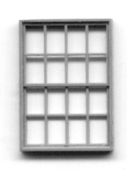 48″ x 68″ WINDOW  DOUBLE HUNG-8/8 LIGHT(for masonry buildings)