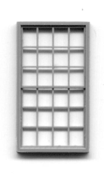 48″ x 86.5″ WINDOW  DOUBLE HUNG-12/12LIGHT(for masonry buildings)
