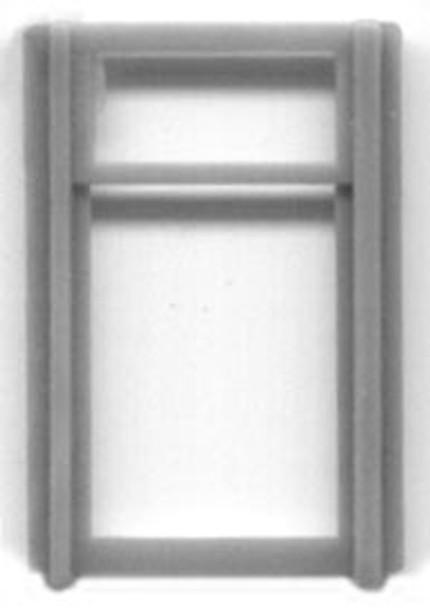 NARROW GAUGE COACH WINDOWS–NARROW