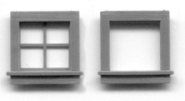 28″ x 26″ WINDOW SINGLE SASH–4 LIGHT