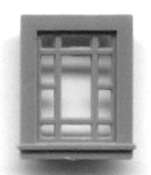 20″ x 30″ VICTORIAN ATTIC/CLOSET WINDOW