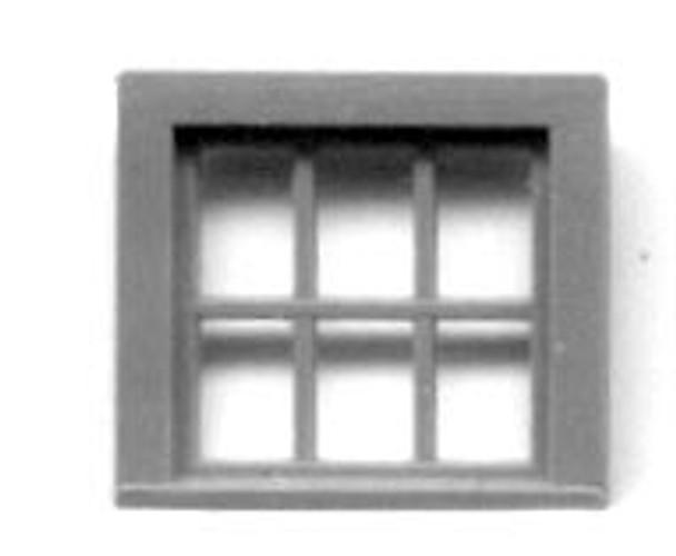 30″ x 28″ WINDOW SINGLE SASH–6-LIGHT