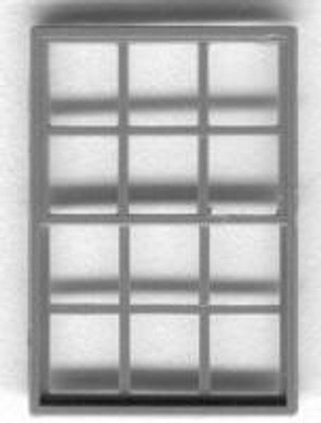 36″X56″ WINDOW-DOUBLE HUNG-12 PANE (for masonry)