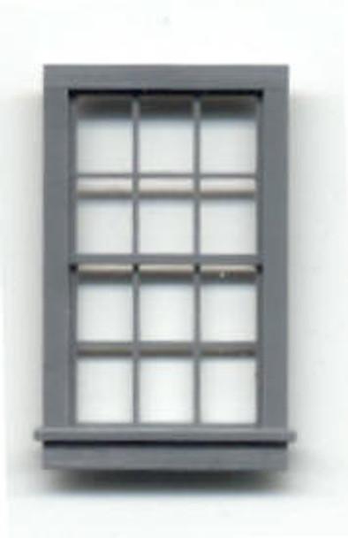 36″X64″ WINDOW- DOUBLE HUNG-12 PANE