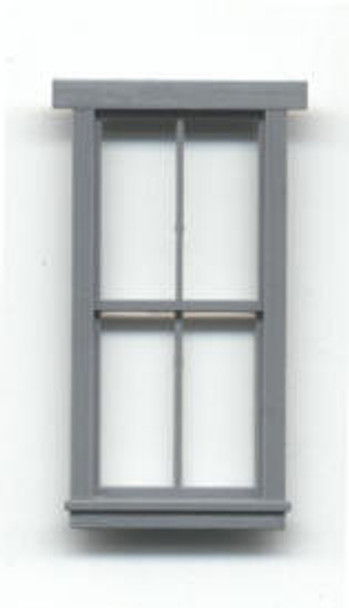39″X59″ STATION WINDOW 4 PANE