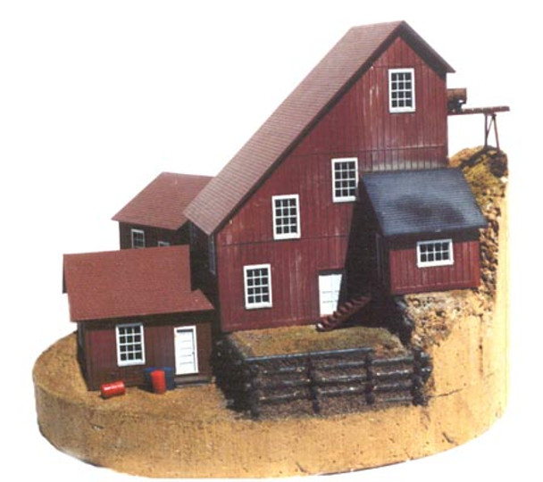 The East Terrible Mill and Mining Company