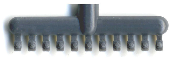 DUMMY RAIL CLIPS