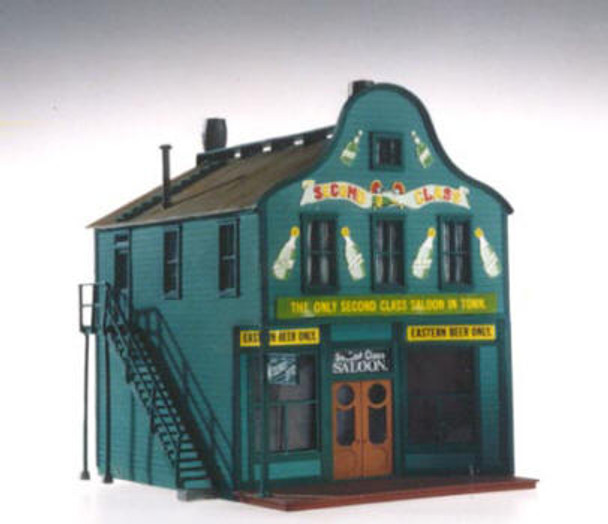 Second Class Saloon