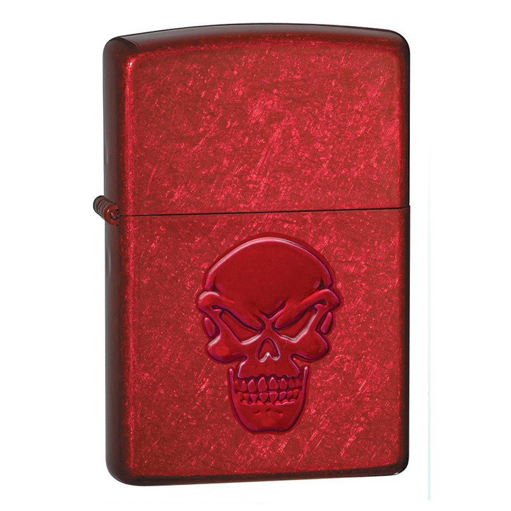 Skull Candy Apple Red