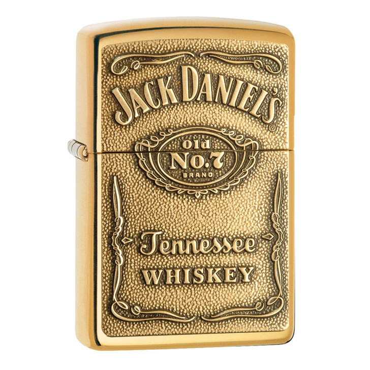 Jack Daniel's® - High Polish Brass