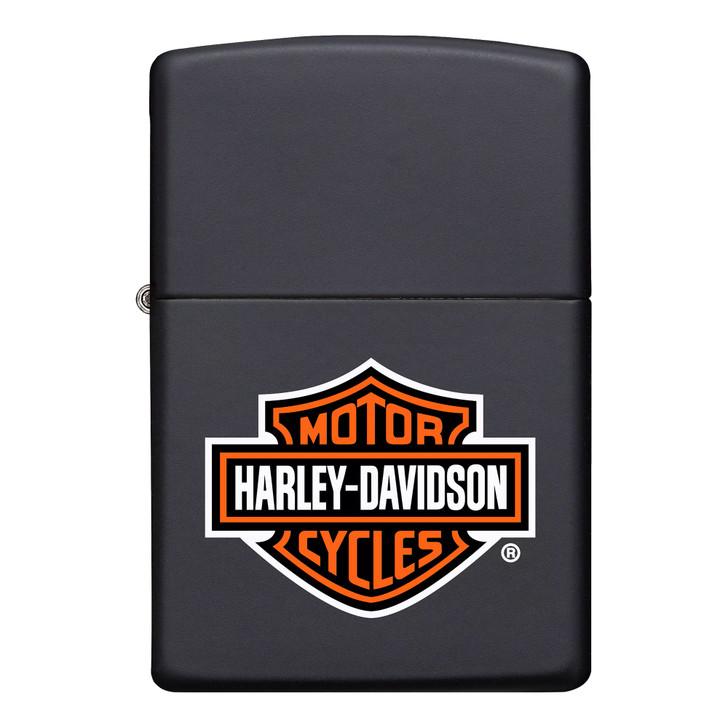 Harley-Davidson® - Black Matte