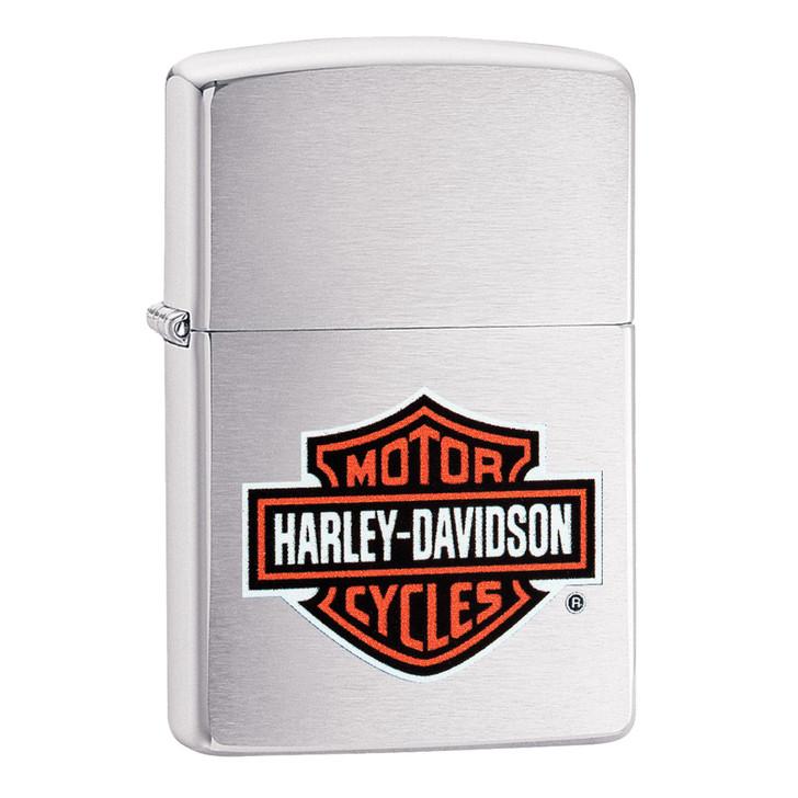 Harley-Davidson® - Brushed Chrome